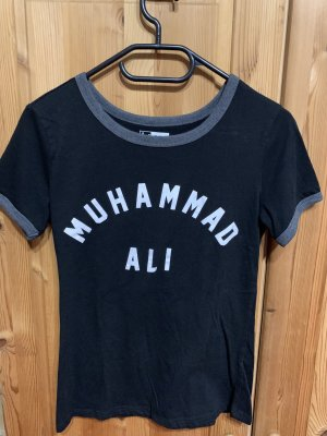 Cropped Shirt black