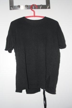 schwarzes T-Shirt Gr. M