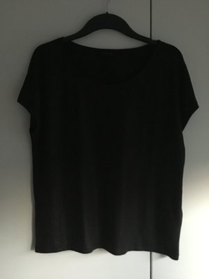 Villa T-Shirt black polyester