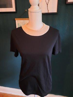 Closed Camiseta blanco-negro