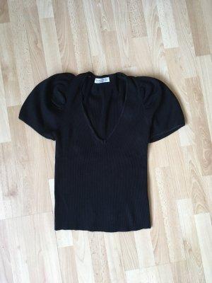 Stradivarius Camiseta negro