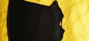 schwarzes T-Shirt von Apricot mit raffiniertem Abschluss
