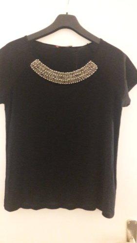 schwarzes T-Shirt von edc neu mit Etikett