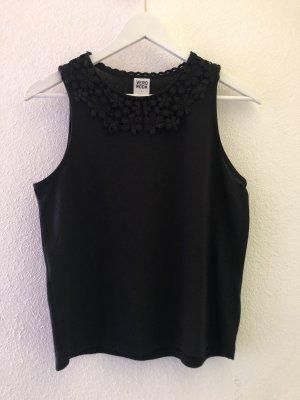 Vero Moda Lange top zwart