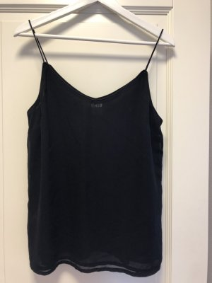 Vero Moda Blouse topje zwart Polyester