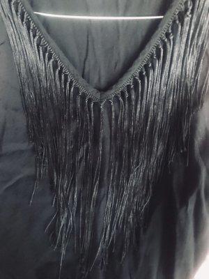 Urban Outfitters Blouse topje zwart