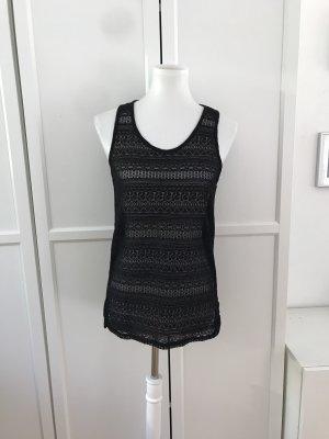 Pimkie Crochet Top black