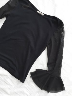 Zara Mesh Shirt black