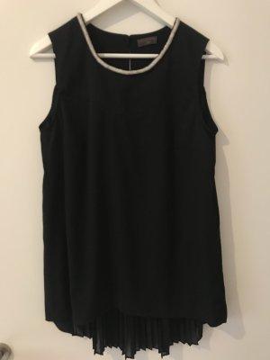 s. Oliver (QS designed) Silk Top black