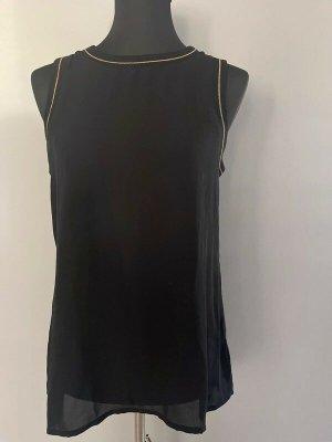 Woman by Tchibo Strappy Top black mixture fibre