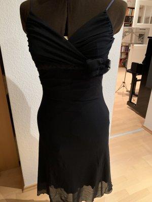 K.D. Klaus Dilkrath Sukienka gorsetowa czarny