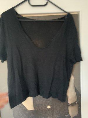 Schwarzes Tshirt von zara