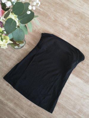 H&M Off-The-Shoulder Top black