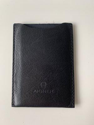 Aigner Card Case black