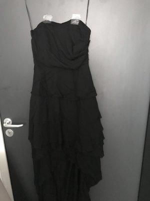 Vestito vokuhila nero