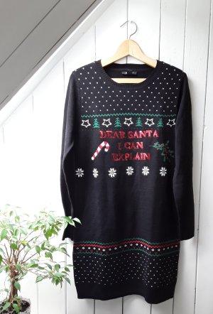 Schwarzes Weihnachtskleid von Esmara