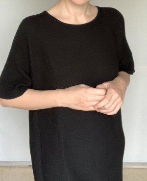 COS Woolen Dress black