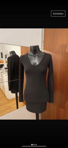 Zara Trafaluc Robe fourreau noir