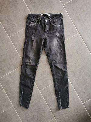 schwarzgraue Jeans Primark