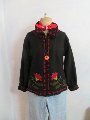 True Vintage Wełniany sweter Wielokolorowy Wełna