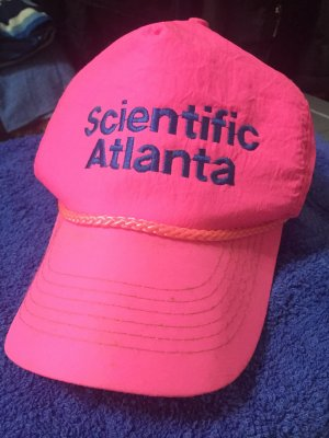 Scientific Atlanta Vintage CAP