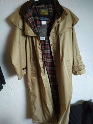 Scippis Heavy Raincoat sand brown-light brown
