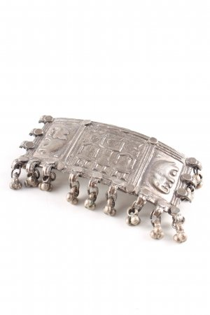 Scooter Hair Clip silver-colored casual look