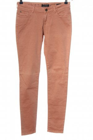 Scotch R'Belle Low-Rise Trousers pink casual look