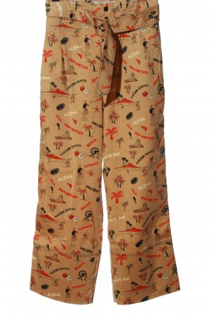 Scotch & Soda Baggy Pants Allover-Druck Casual-Look