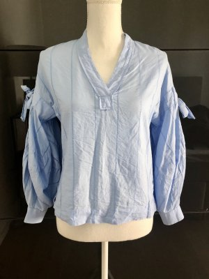 Scotch & Soda Bluse XS 34 Hellblau