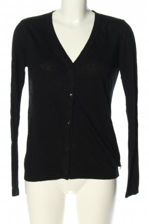 Scotch & Soda Cardigan schwarz Casual-Look