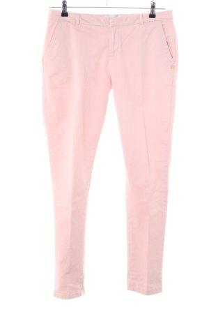 Scotch & Soda Chinohose pink Casual-Look