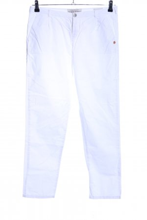 Scotch & Soda Chinohose weiß Casual-Look