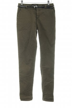 Scotch & Soda Chinohose olivgrün Casual-Look