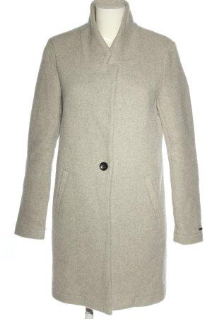 Scotch & Soda Fleece Coats light grey business style