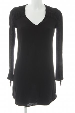 Scotch & Soda Fringed Dress black casual look