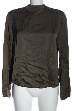 Scotch & Soda Hemd-Bluse khaki Casual-Look