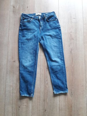 Scotch & Soda Boyfriend jeans blauw