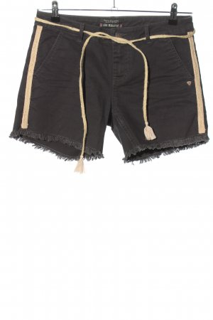 Scotch & Soda Jeansshorts schwarz Casual-Look