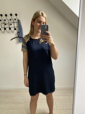 Scotch & Soda Kleid blau