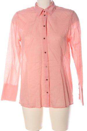 Scotch & Soda Koszula z długim rękawem różowy Wzór w paski W stylu casual