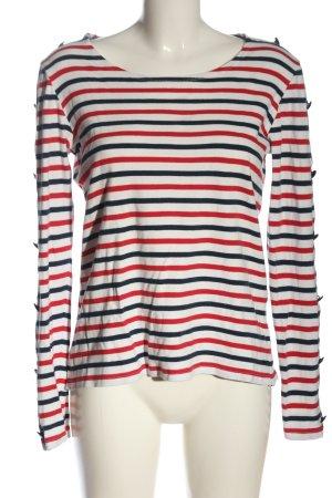 Scotch & Soda Camisa de rayas estampado a rayas look casual