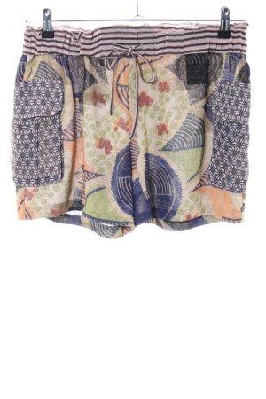 Scotch & Soda Shorts abstraktes Muster Casual-Look