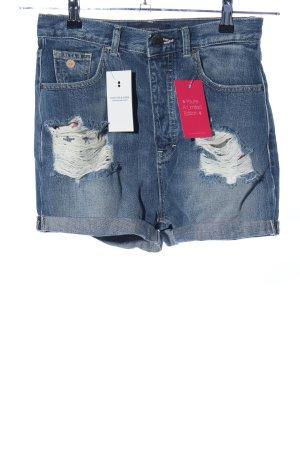 Scotch & Soda Shorts blau Casual-Look