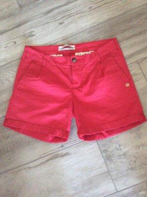 Scotch & Soda Shorts Gr 36 (26) Himbeerrot