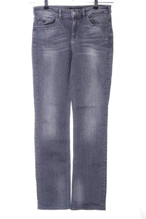 Scotch & Soda Skinny Jeans hellgrau Casual-Look