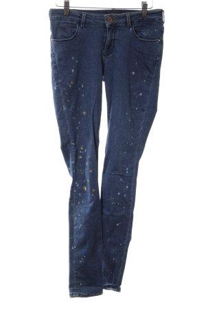 Scotch & Soda Skinny Jeans blau Casual-Look