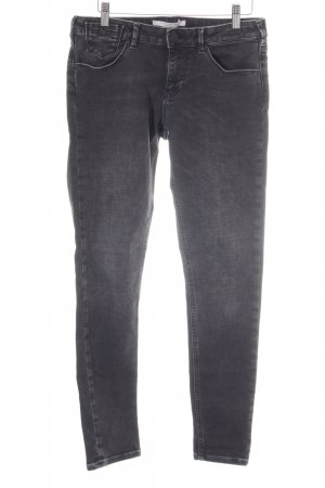 Scotch & Soda Skinny Jeans schwarz-taupe Casual-Look