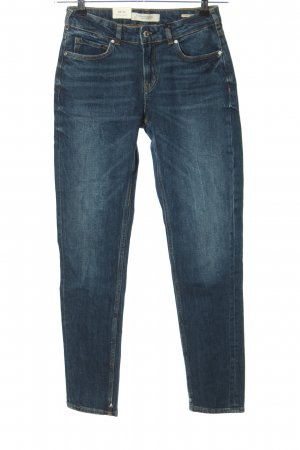 Scotch & Soda Slim Jeans blau Casual-Look