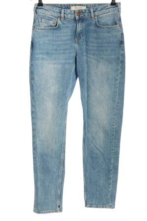 Scotch & Soda Slim Jeans blau Casual-Look